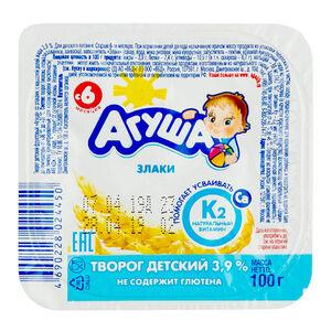 «Агуша» 3,9% злаки