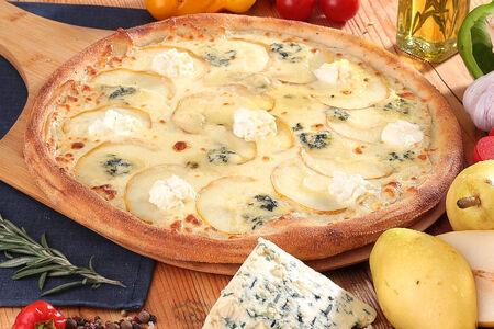 Пицца Горгонзола тонкая
