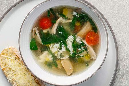 Традиционный тосканский суп