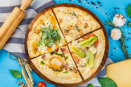 Пицца Пеше ди Лаго