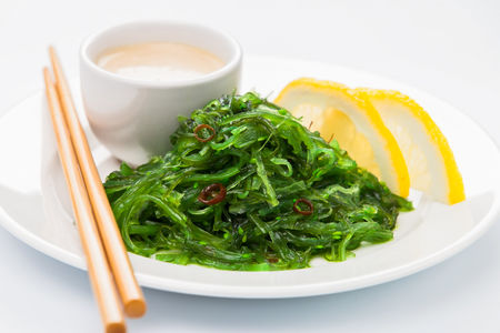 Салат с чука