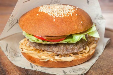 Бургер Ти-Бон