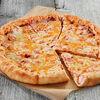 Фото к позиции меню Пицца-хотдог