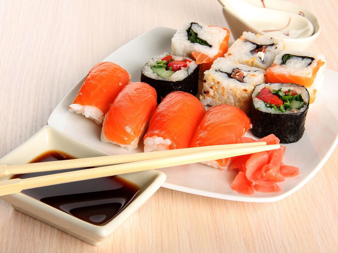 Суши-бар Гаппори