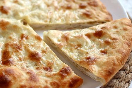 Пирог осетинский с курицей