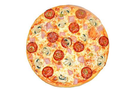 Пицца Дракон