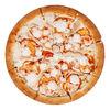 Фото к позиции меню Пицца Сливочная креветка