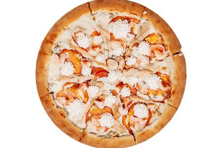 Пицца Сливочная креветка