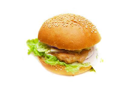 Бургер цезарь