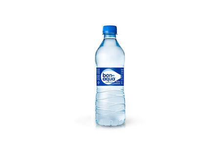 Минеральная Вода с Газом BonAqua 0,5 л.