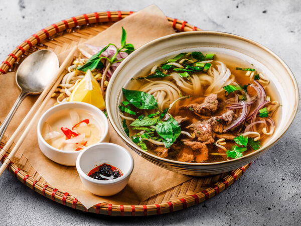 Фо Вьет вьетнамская кухня