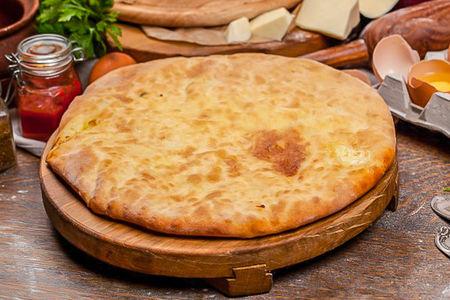 Хачапури по-имеретински
