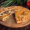 Фото к позиции меню Дагестанский пирог с мясом и картофелем