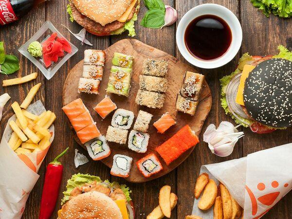 Sushi-Dragon