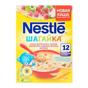 Nestle пшеничная земляника-яблоко-малина с 12 мес.
