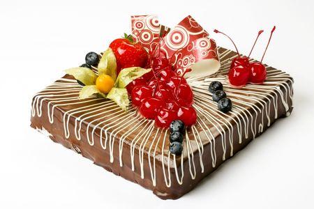 Торт Вишневый сад
