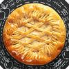 Фото к позиции меню Пирог с яблоком и корицей