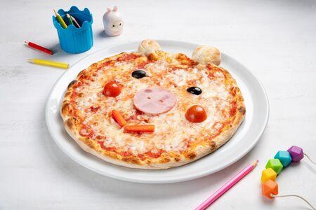 Пицца Порчеллино