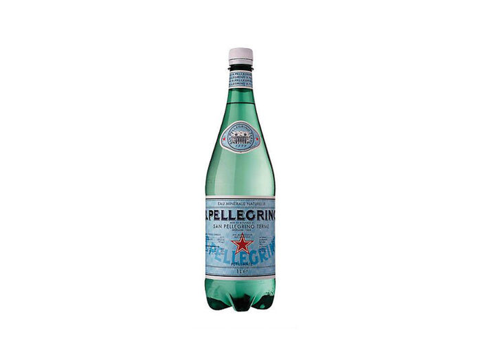 Вода Сан Пеллегрино газированная