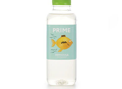 Лимонад Прайм лимонный