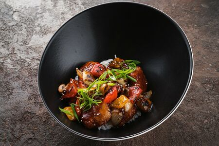 Курица по-шанхайски