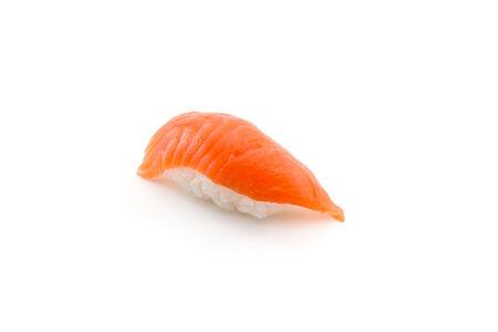 Суши с лососем холодного копчения