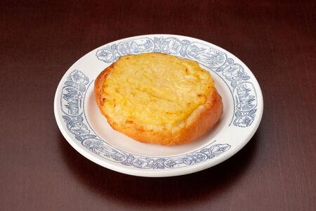 Шаньга картофельная