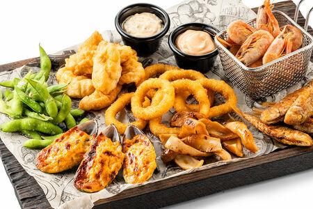 Море еды