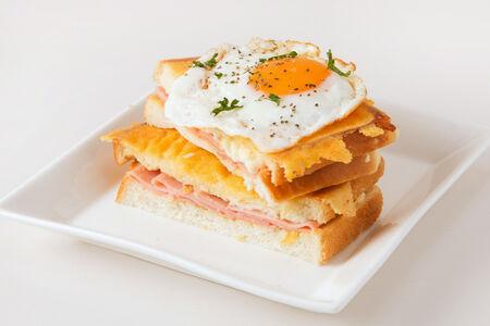 Сэндвич Крок-Месье