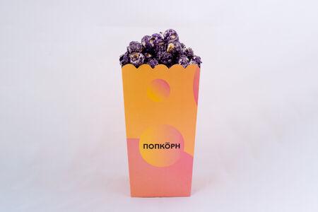 Черничный попкорн