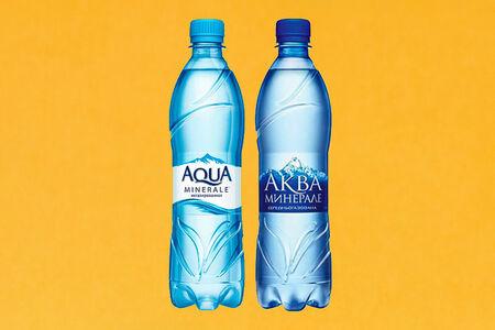 Вода Aqua Minerale