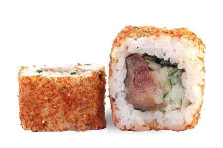 Супер спайси с лососем