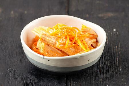 Мини-салат Корейская морковь