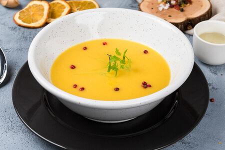 Суп Тыквенный с чечевицей