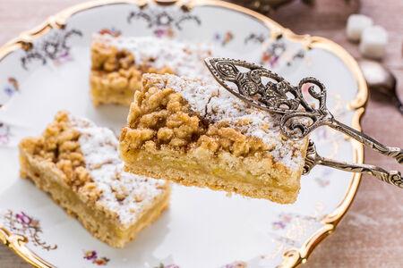Пирог Бабушкин лимонный