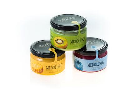 Крем-мёд Medolubov