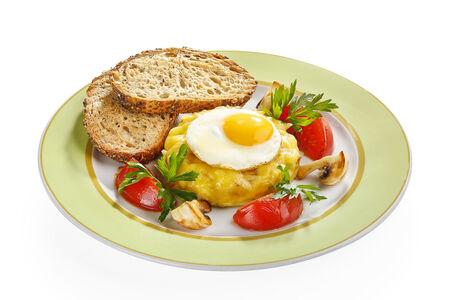 Завтрак Швейцарский