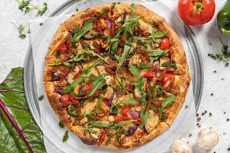 Пицца Веган Овощи гриль
