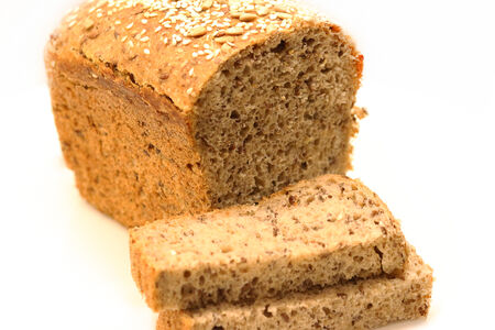 Фирменный бездрожжевой хлеб
