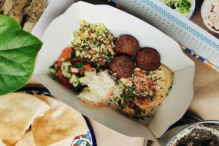 Хумус как в Тель-Авиве