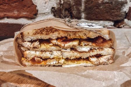 Сэндвич Чикен карри