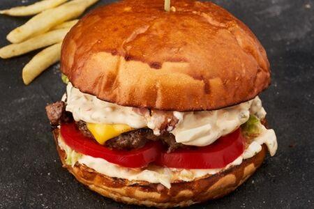 Бургер mojo