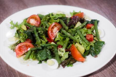 Салат Нисуаз овощной