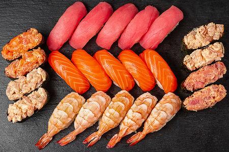 Большой суши-сет