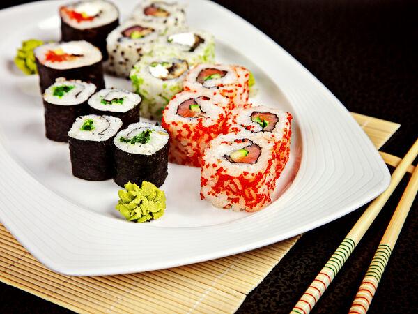 Суши терра