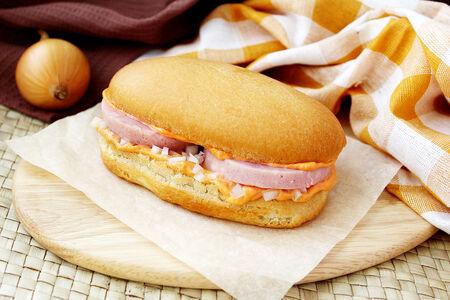 Бутерброд Лучок