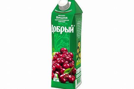 Сок Вишня