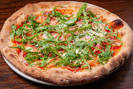 Пицца Прошутто да парма