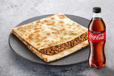Блин Фарш и Coca-Cola на выбор