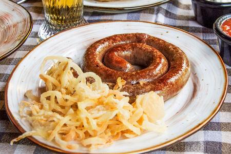 Говяжьи колбаски Бюргерхофф